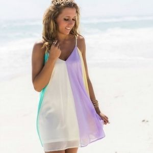 prestinedesign Dresses - ❤️💜HOST PICK!!! Pastel Multi-Color Sway Dress